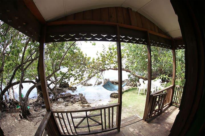 Coconut Cabin on the Beach