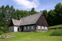 Chata Výrovka