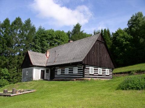Casa de campo Výrovka