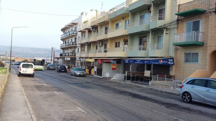 Restaurants / Bars in the area.
