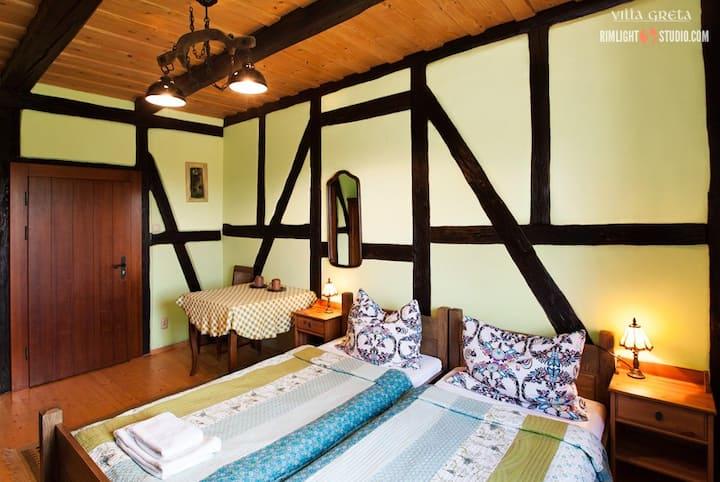Villa Greta - double rooms