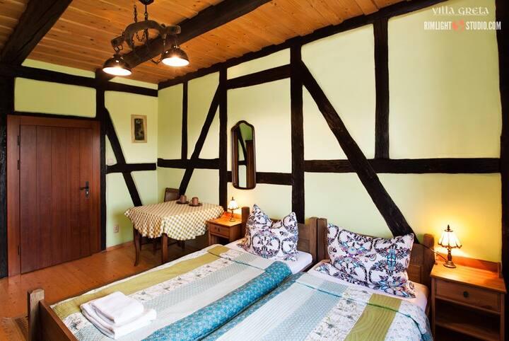 Villa Greta - pokoje 2-osobowe