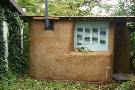 Straw Bale House, Earth Friendly  - Komoro