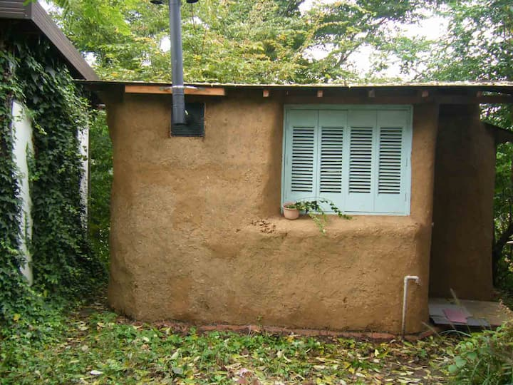 Straw Bale House, Earth Friendly
