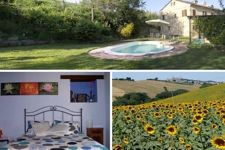 Country house in Marche near Loreto - Macerata - วิลล่า