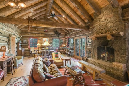 Log Cabin Mountain Hideout - Rociada