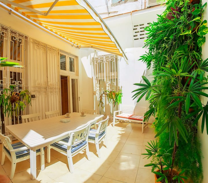 Artful Modern Villa in ❤️ of Havana ~ Villa Diego