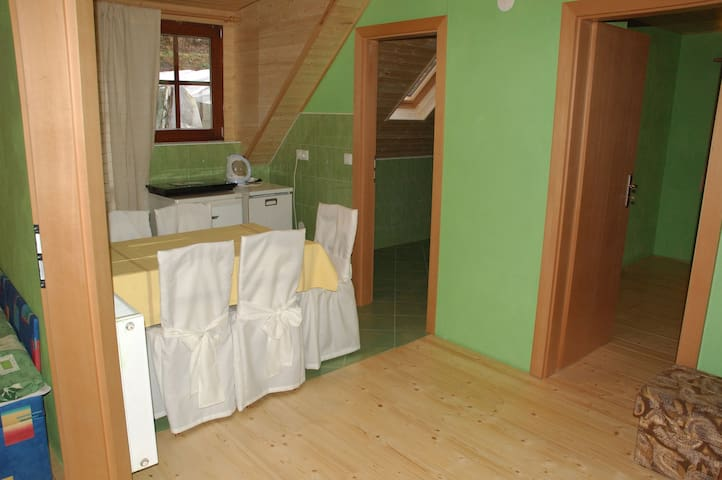 Agroturistika M.M. Green Apartment - Malá Morávka - Pousada