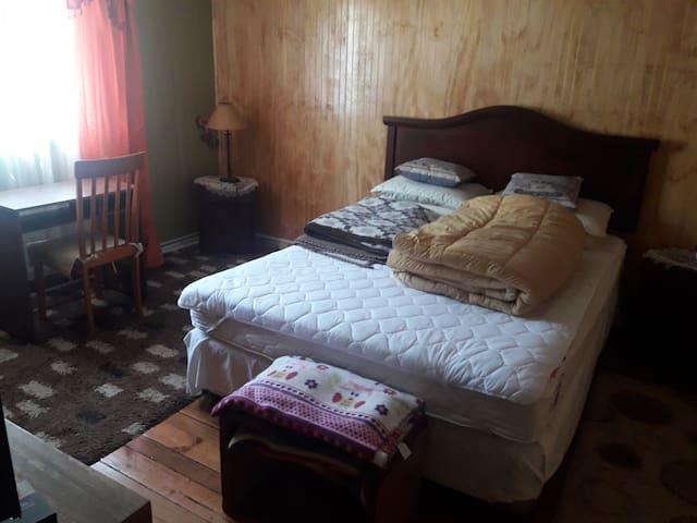 Habitación cómoda