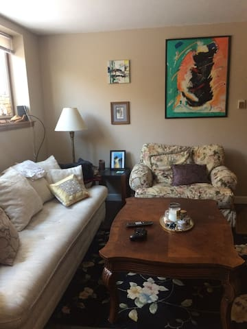 Nicely Decorated Apartment in Minneapolis, MN!