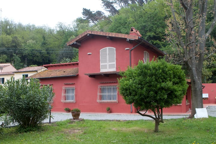 La Ripa Rossa - Ripafratta - Villa