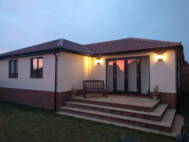 Haven House - new home in classic Suffolk style