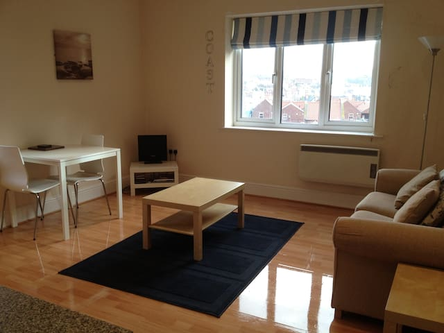 Oyster Apartment Whitby town centre - Whitby - Apartment