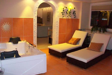 Luxury, sauna, whirlpool, wellness - Schleswig - Apartment