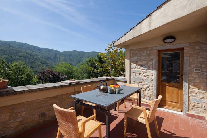VILLA BORGO- wonderful house near Cinque Terre