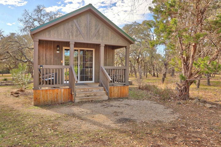 The Ranch at Wimberley- Dance Hall Cabin