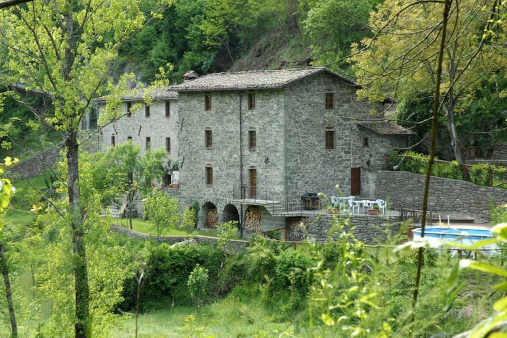 The Mill and Mill House