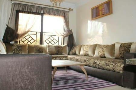 Magnifique appartement à Guéliz - Wohnung