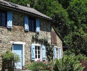 """Tapovan"", Massat, Ariège, France - Bed & Breakfast"