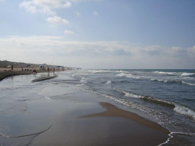 Villa a 80m dal mare a 60km da Roma - Anzio - Casa