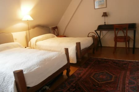 CHAMBRE DOUBLE PRIVEE - Creil - Wohnung