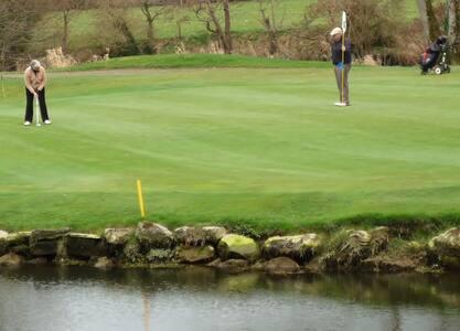 Golfers Paradise - Dublin 20 mins