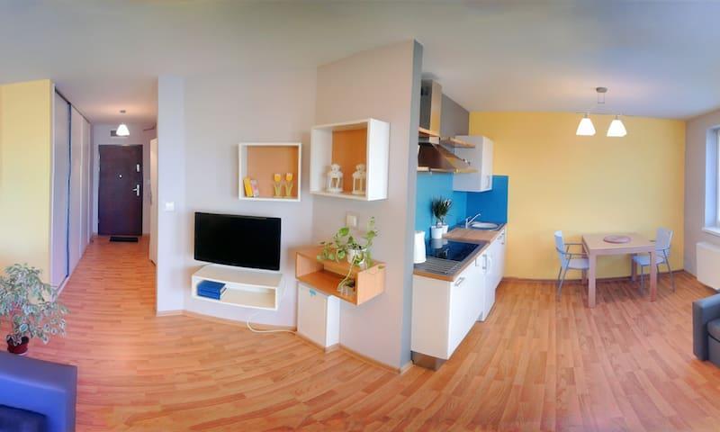 Apartament Tahiti