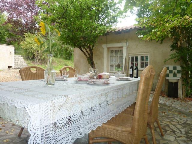Mooi huis in de Dordogne - Saint-Martin-de-Ribérac - Dům