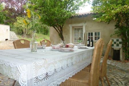 Mooi huis in de Dordogne - Saint-Martin-de-Ribérac