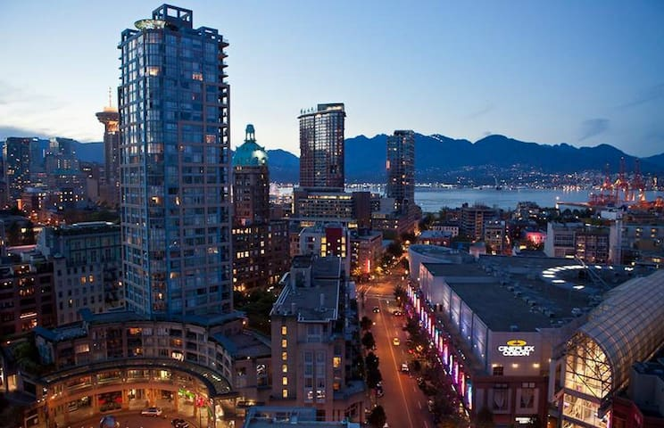Gastown/Chinatown/DowntownVancouver