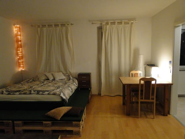 Cozy-unique apt. in Cologne! - Cologne - Daire