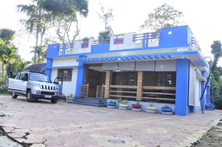 Coorg, - Couple Friendly bungalow Private Homestay