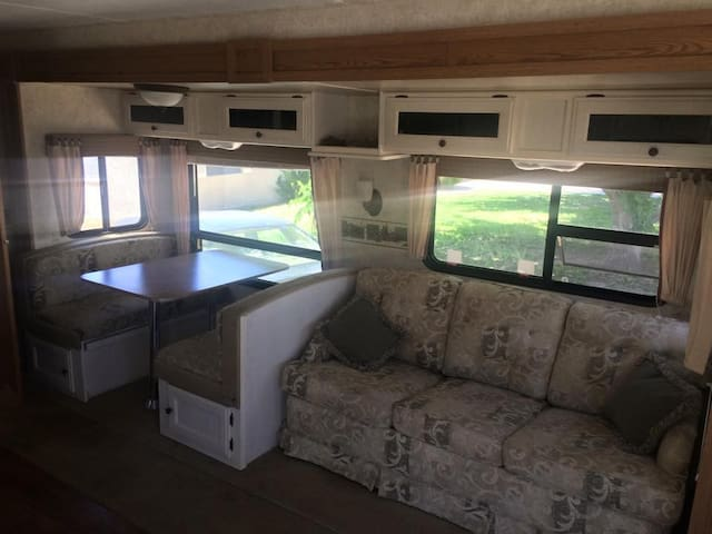 33ft Camper peaceful and quite - Abilene - Autocaravana