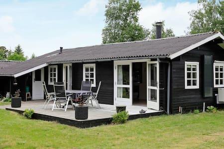 Superbe maison de vacances à Jerup avec terrasse