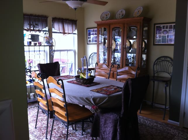 Private room in Kingstowne - Alexandria - Bed & Breakfast