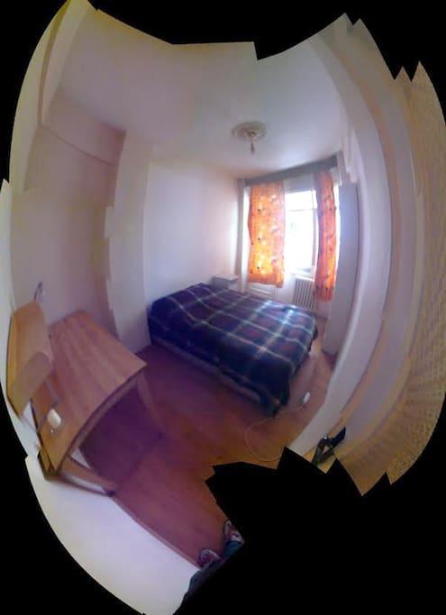 Room Photo 2 (Fisheye)
