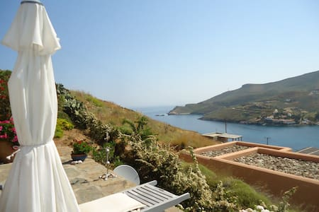 Furnished studio with view - Otzias