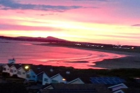 Apartment with faboulous sea views in Rhosneigr