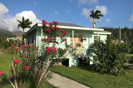 Guadeloupe Cottage-Close to Beach