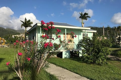 Dominica Cottage #3-Close to Beach