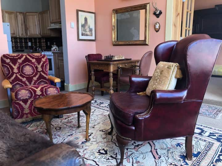 Historic Silverton Lodge: Roosevelt Grande Suite