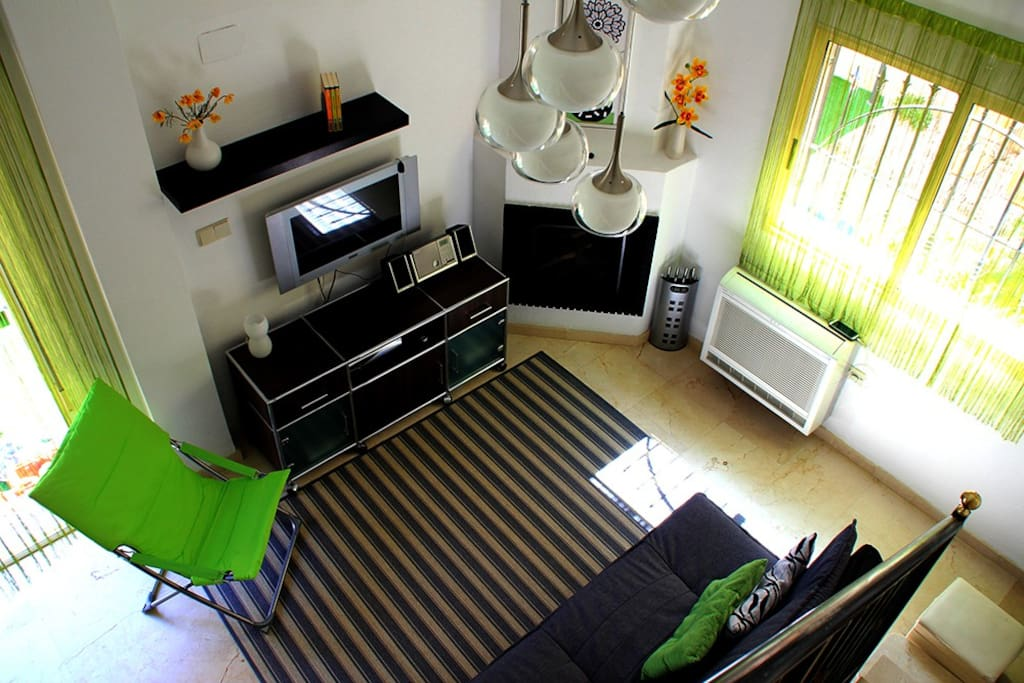 Wohnzimmer, salon, Living room