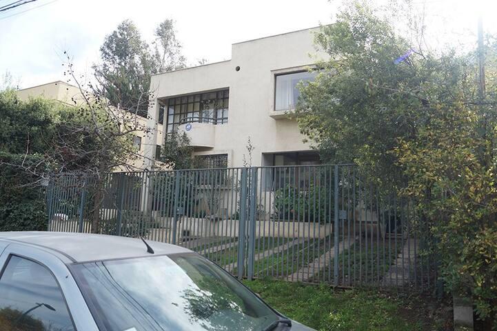 habitaciones o casa completa en el Arrayan