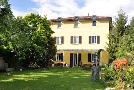 Villa del gusto - Bellinzona - Casa de camp