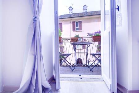 Romantico Nido Apartmenti in Orta San Giulio Old Town