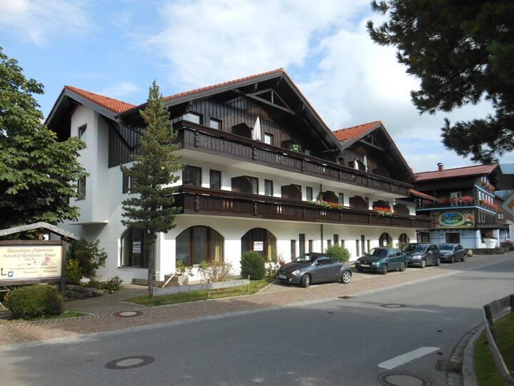 Gemütliche Ferienwohnung in Steibis im Allgäu