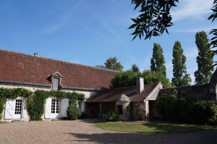 Gîte des Hauts de Chaume - Genillé - Casa