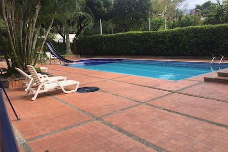 Close to Metro Envigado Station - Envigado