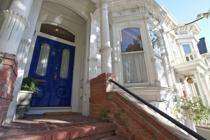 Pacific Heights 3 bedroom home