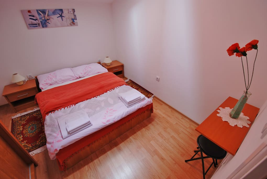 Bedroom for two persons